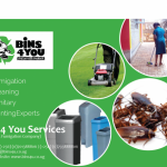 Bins 4 You ,  Cleaning & Pest control Kampala 2