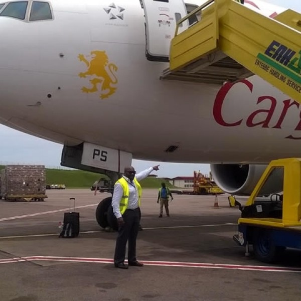 AIR CARGO TRANSPORT FREIGHT LOGISTICS UGANDA KENYA - iBM