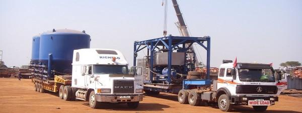 iBM CARGO TRANSPORT LOGISTICS Company Uganda Kenya (Kampala