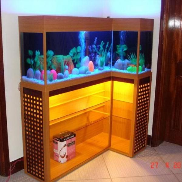l form aquarium aquapet. Black Bedroom Furniture Sets. Home Design Ideas