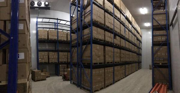 KAZI Food Logistics and Cold Storage (Kampala, Uganda